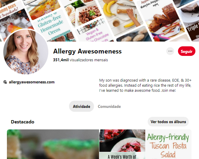 allergy awesomeness pinterest