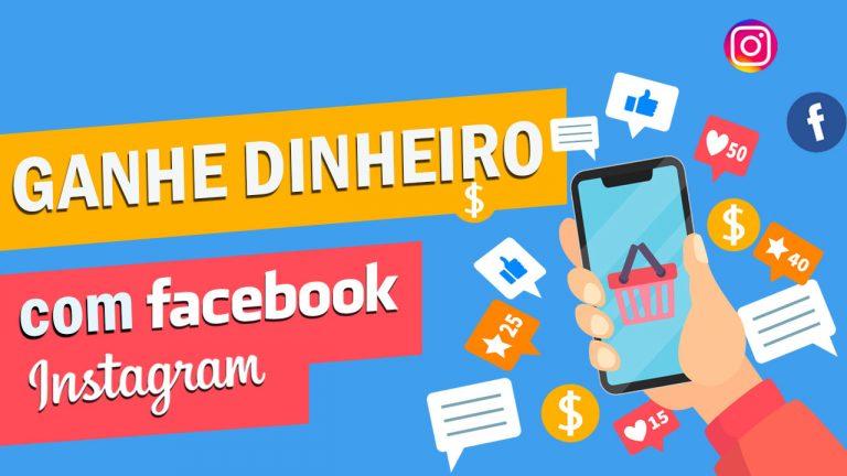 Ganhar Dinheiro Rede Social