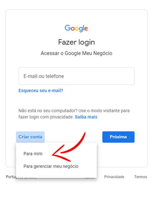 acesso google meu negocio login2